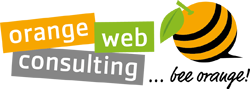 Logo der Firma orange web consulting